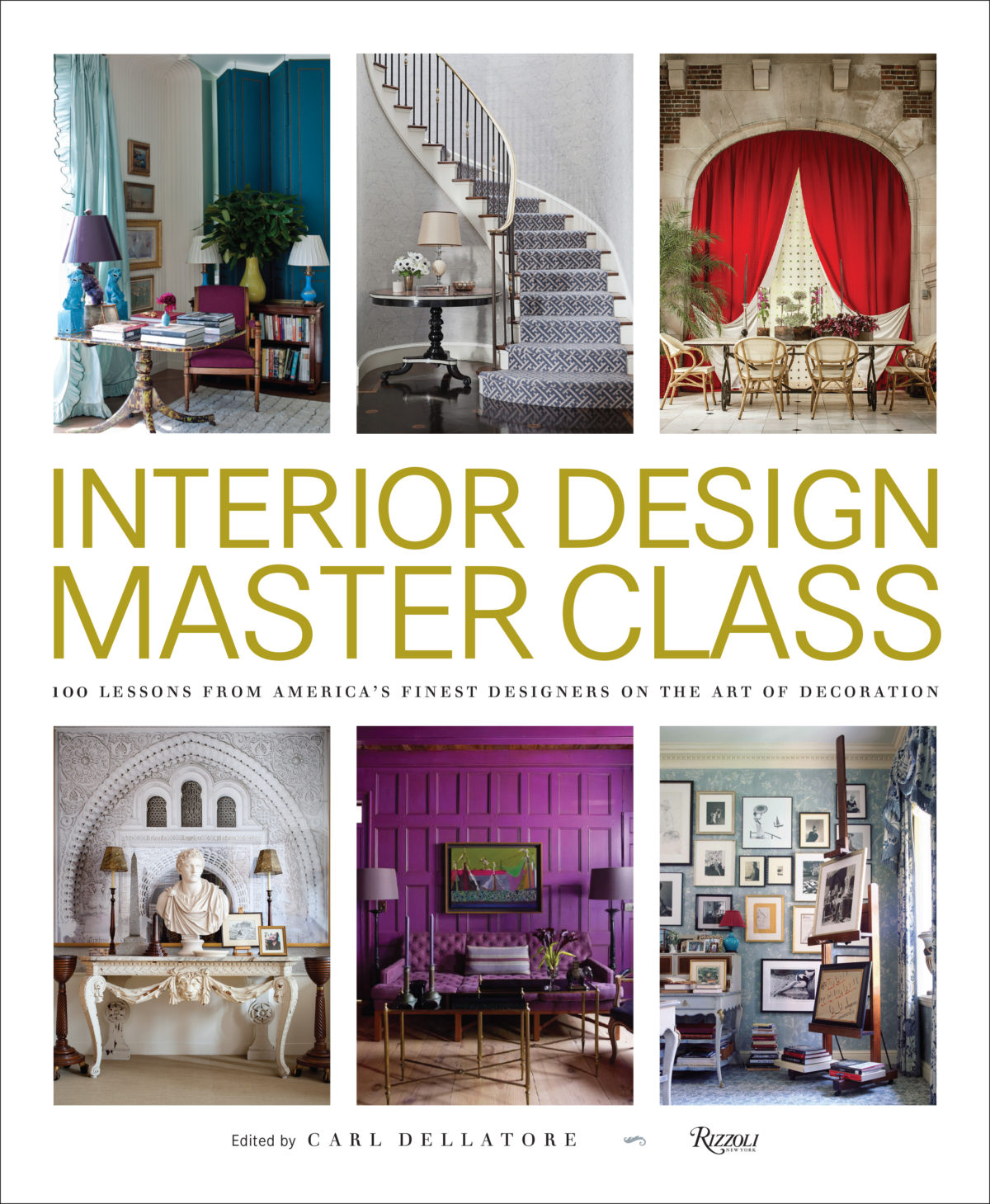 Interior Design Master Cl By Carl Dellatore October 2016